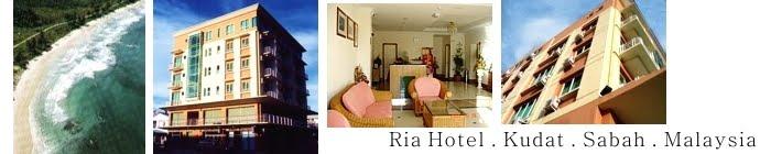 Ria Hotel . Kudat . Sabah