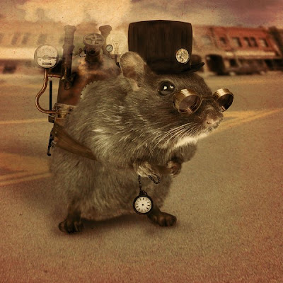 [Fotografía] Steampunk mausie investigator SteamPunk_Mouse_by_the_human_fly