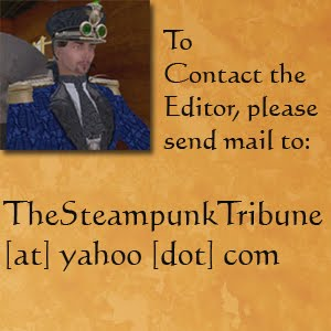 Contact Email for the Steampunk Tribune