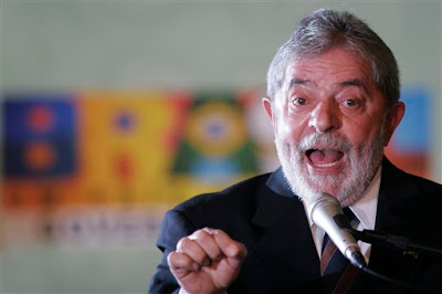 President Lula of Brazil