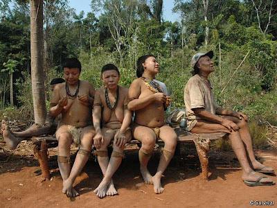 Akuntsu Tribe