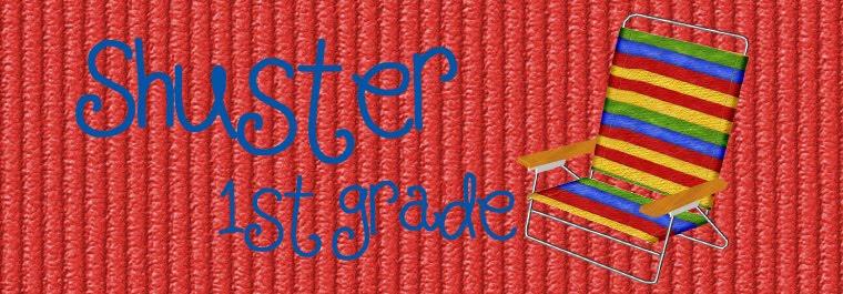 Shuster 1st Grade