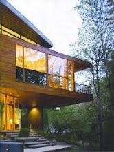 La casa de los Cullen(exterior).