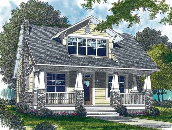 The green builder in little rock ar blog archive how House plans craftsman bungalow style