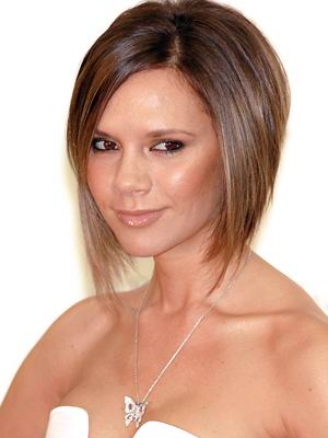 Celebrity Short Hairstyles Victoria Beckham 2010