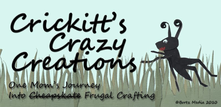 Crickitt's Crazy Creations
