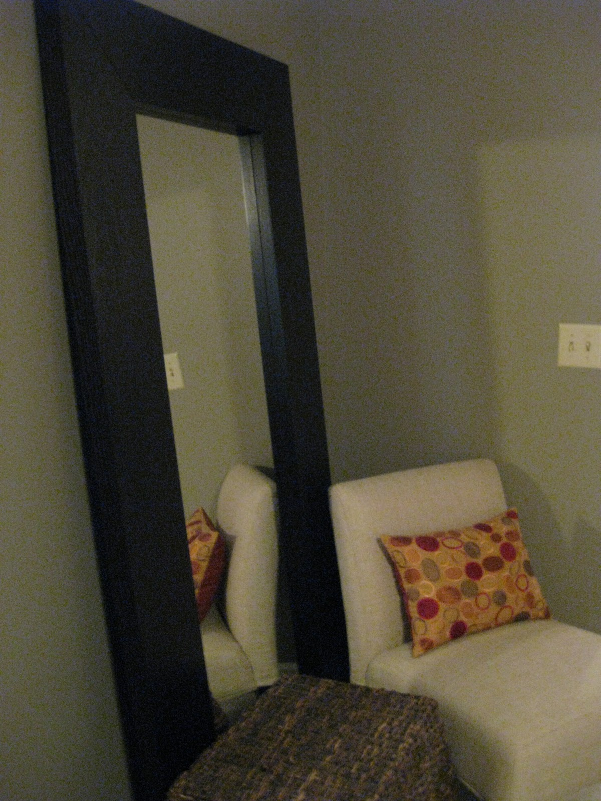 Ikea Mongstad Mirror The Bozeman Bungalow I Heart Ikea