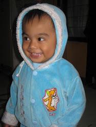 Senyum Indah Anakku