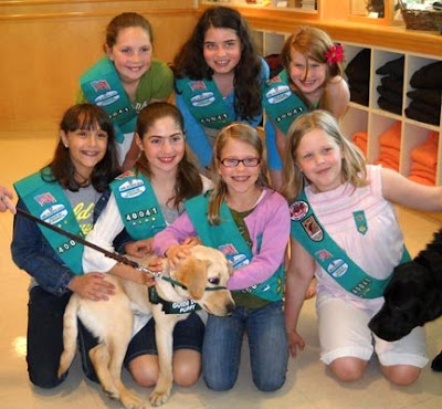Girl Scout Troop #40041