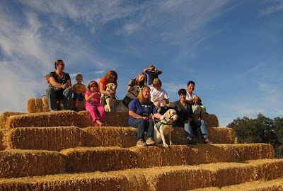 Elk Grove Puppies with a Vision puppy raising club