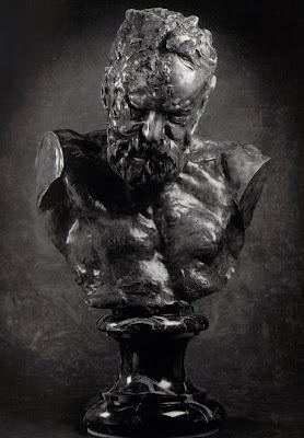 Auguste Rodin Victor Hugo