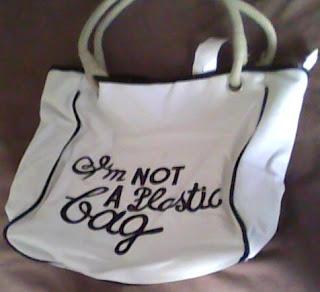 imnot a plastic bag