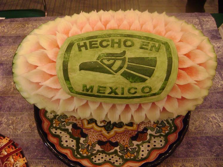LOGOTIPO DE HECHO EN MEXICO