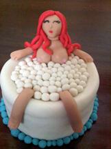 naughty+cake Leia's Metal Bikini