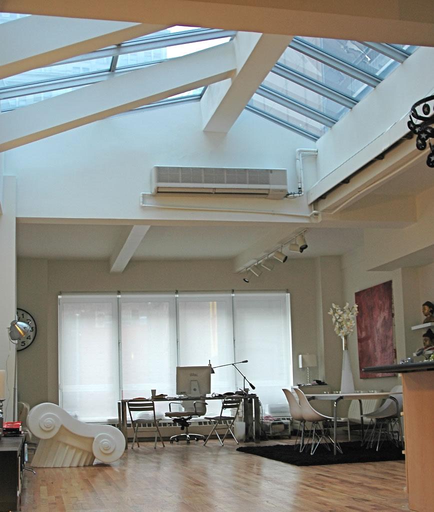 Sea interiores lofts for Decoracion estilo loft