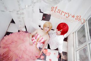 Starry Sky cosplay 999