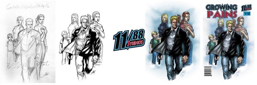 11/88 Studios Blog