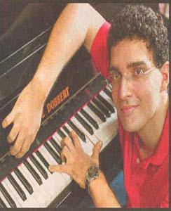 Alexandre Dias, pianista