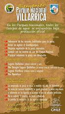 EN TODAS LOS PARQUES NACIONALES LOS CUERPOS DE AGUA ESTAN PROTEGIDOS