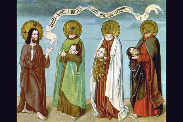 القديس فيلكس وريجولا أخته