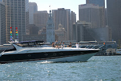 Dragonfly Adventure Cruises 58' Foot Luxury Boat - San Francisco Bay Cruises