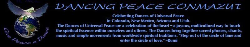 DANCING PEACE CONMAZUT