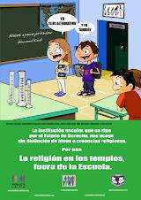 La religión en los templos