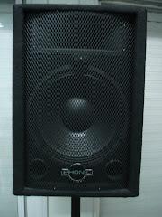 """Caja acústica de 12"""""""
