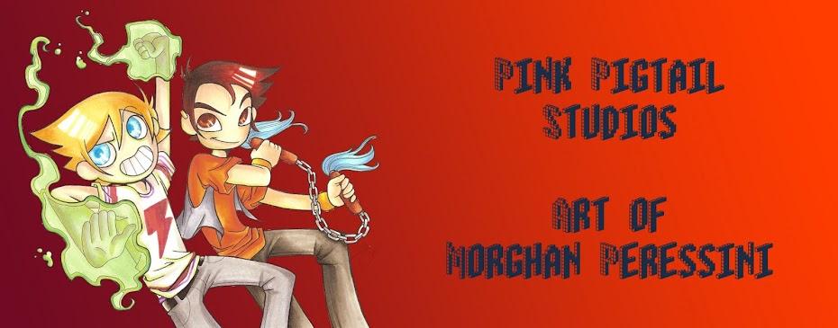 Pink Pigtail Studios