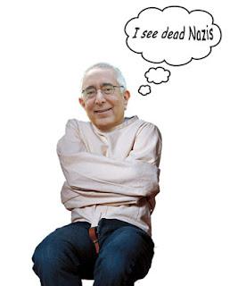 Stein sees dead Nazis