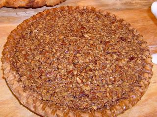 Taste!: Pecan Pie - with NO corn syrup!