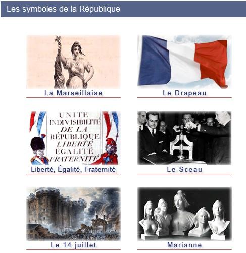 Fen tre sur cours les symboles de la r publique for Histoire de la fenetre
