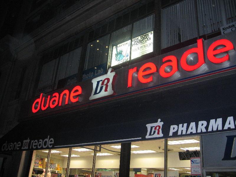new duane reade union square