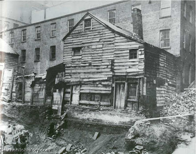 Jacob Riis photograph of New