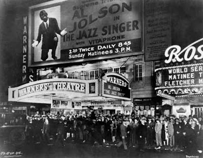 All that jazz cinema history at broadway and 52nd 1927