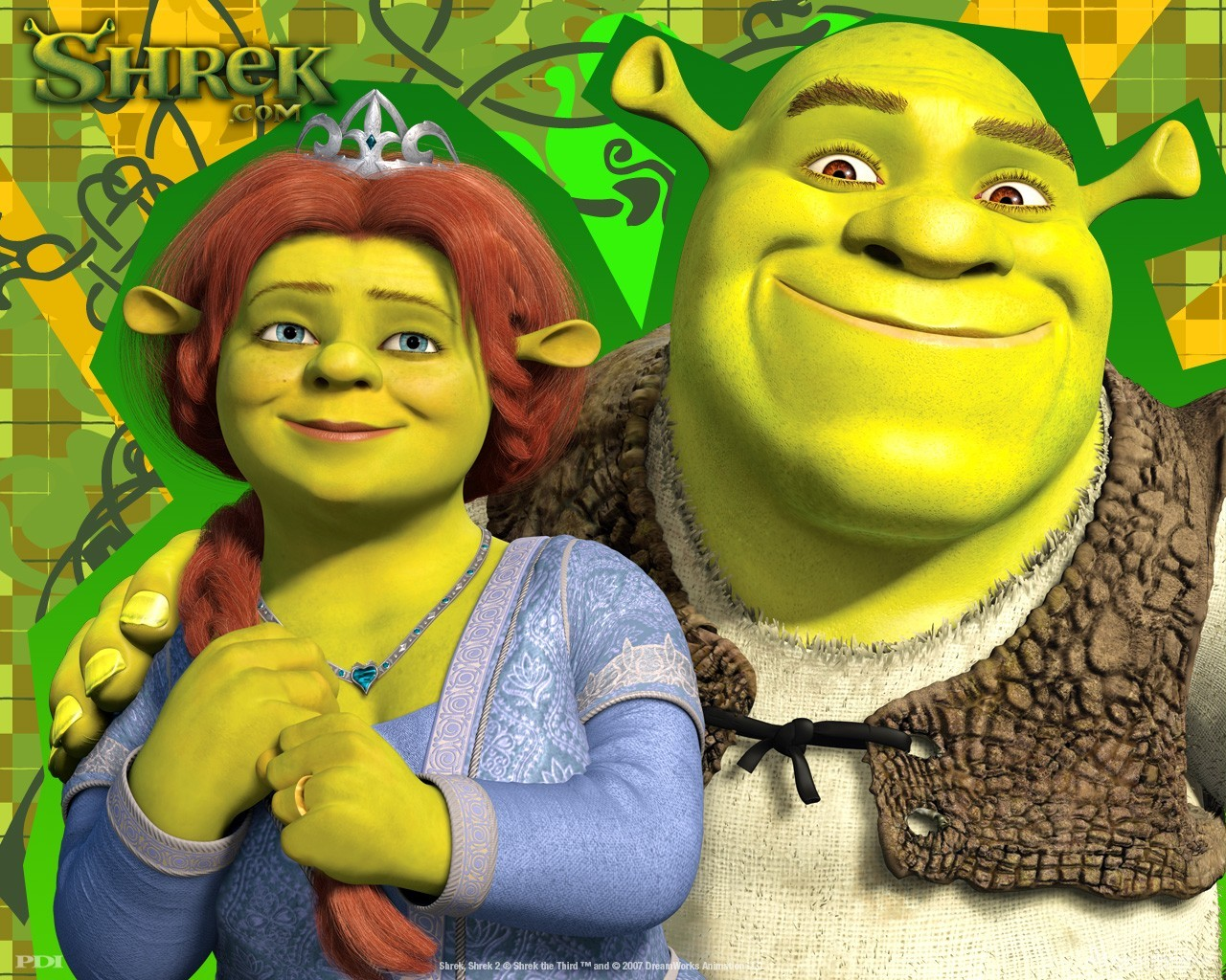 Omg i totally look like mrs shrek