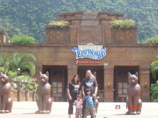 akhirnya Lost World Of Tambun