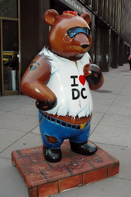 pandamania dc