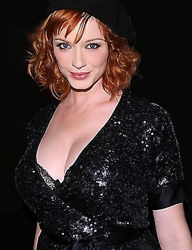 The 50 Greatest Christina Hendricks Cleavage Damn Cool