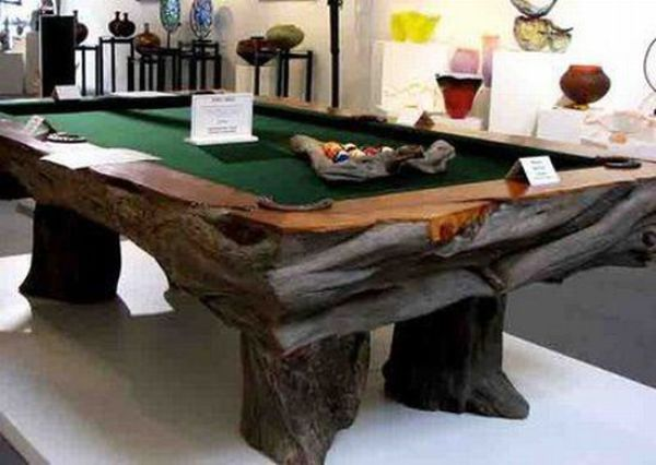 Real cool pics unusual sportcraft billiard tables
