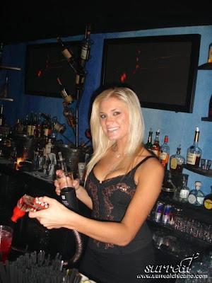 hot bartenders 37 Recopilación de fotos de camareras
