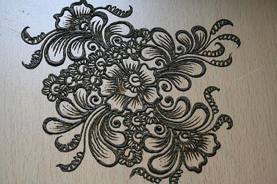 PATTERNS OF HENNA « Free Patterns