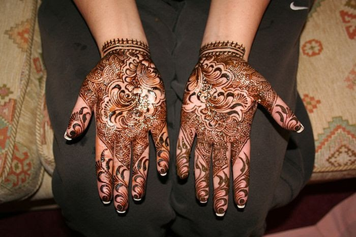 Mehndi Patterns History : Cool fun history of mehndi or henna