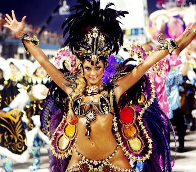 carnival in rio de janeiro 2010. Rio de Janeiro Carnival 2010