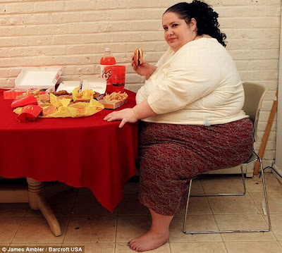 Donna Simpson Wants to be World's Fattest Woman Seen On www.coolpicturegallery.net