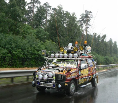 Crazy Russian Cars Seen On www.coolpicturegallery.net