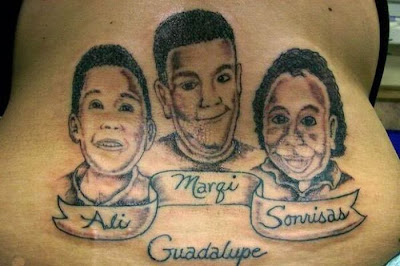 The Worst Baby Tattoos Ever Seen On www.coolpicturegallery.net