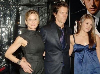 Kevin  Bacon and daughter Sosie