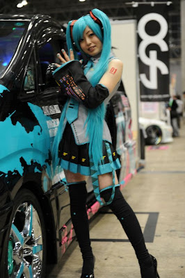 Cute Female Japanese Cosplayers Seen On www.coolpicturegallery.net