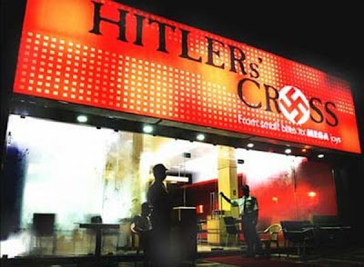 Hitler-Themed Bars and Restaurants in Asia Seen On www.coolpicturegallery.net